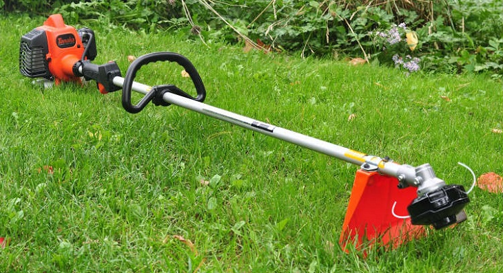 automated or semi automated string trimmer